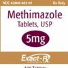 Methimazole Label