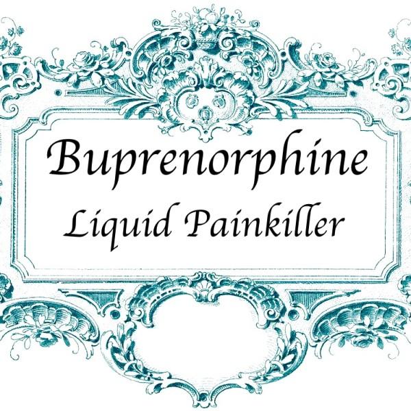 buprenorphine oral liquid. Black Bedroom Furniture Sets. Home Design Ideas