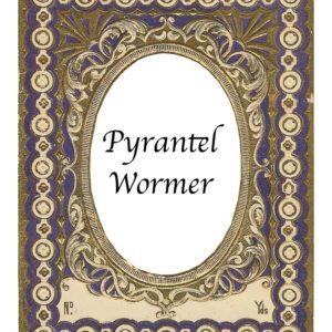Pyrantel Wormer