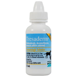 Tresaderm Bottle