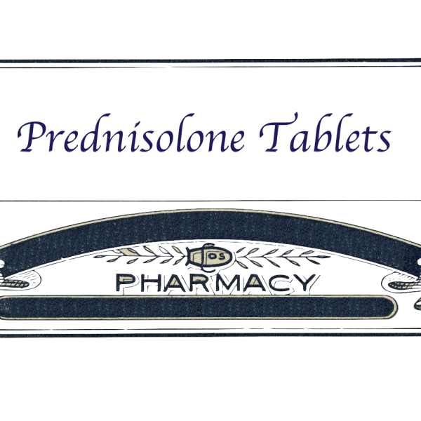 effects of prednisolone
